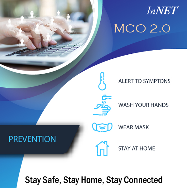 Stay Safe, Stay Home, Stay Connected